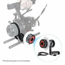 VD-F0 Video Record Follow Focus with Gear Ring Belt Clamp for DSLR SLR Camera