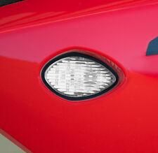 13-15 Honda Grom MSX125 Pair of LED Flush Mount Turn Signals - Clear Lens
