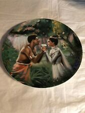 We Kiss In A Shadow Fourth Plate In The King And I Series 1985 #5874A Knowles