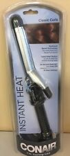 """Conair CD81GN Instant Heat Dual Voltage Hot Curling Iron (1"""" Inch) SEALED."""