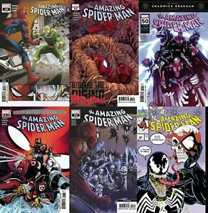 Amazing Spider-Man (Issues #40 to #347 inc. Variants, 2020-2021)