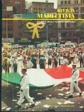 RIVISTA MARITTIMA 1 / GENNAIO 1992  AA.VV. RIVISTA MARITTIMA 1992
