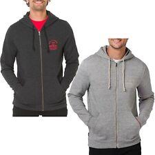 Animal Mens Shiver Long Sleeve Full Zip Hooded Jacket Hoodie Top