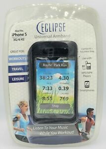 Universal Armband for MP3, MP4, Smartphones. Eclipse Brand! Model ECL-ARM-2.8.