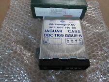 Jaguar XJ40 et XJS vitesse de croisière Module de contrôle. genuine part DBC 1169