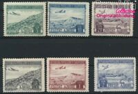 Albanien 489-494 postfrisch 1950 Landschaften (8927922