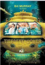 DIE TIEFSEETAUCHER MIT STEVE ZISSOU (Bill Murray, Owen Wilson, Cate Blanchett)