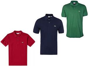 Lacoste Herren Polo Shirt Hemd L.12.12 Classic Fit Poloshirt