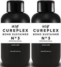HI LIFT CUREPLEX BOND NO.3 SUSTAINER 100ML X 2 FREE SHIPPING