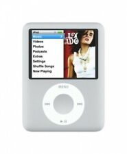 Apple iPod Nano 3G 4GB silber - AKZEPTABEL