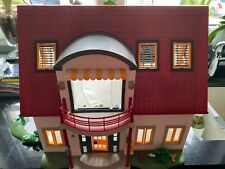 Playmobil - großes weißes Einfamilienhaus / Wohnhaus 4279 in sehr gutem Zustand