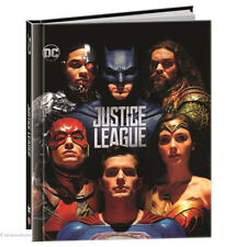 Justice League ( 2Disc 3D+2D Blu-ray ) Digibook / Region A