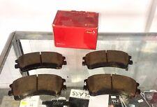 MAZDA 6 1.8 2.0 2.3 2002-2008 Front Brake Pads Set APEC PAD1302