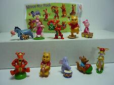 Zaini/ Disney Winnie the Pooh Fremdfiguren Satz mit 1 BPZ