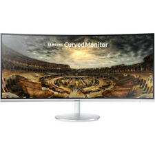 """Samsung LC34F791WQ 34"""" 21:9 Curved LCD Monitor - C34F791"""