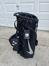 New listing Nike 2020 Air Sport Stand Carry Black Golf Bag - Brand New!!