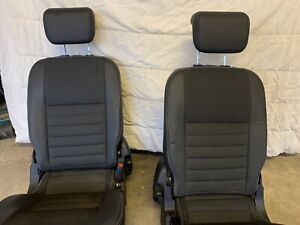 Genuine Land Rover Defender 3rd row tumble down seats in great condition