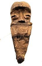 Art Africain - Impressionnant Masque Kran - Tête de Crocodile - 59 Cms +++++++++