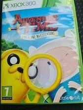 Adventure Time: Finn & Jake Investigations (Xbox 360) PEGI 7+ Adventure: Role
