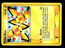 PROMO POKEMON POP Serie 3 N° 16/17 PICHU BROS.