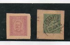 Portugal Valores de enteros postales año 1892-93 (DQ-160)