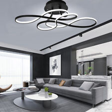 Acrylic Modern LED Ceiling Lamp Living Room Pendant Light Fixtures