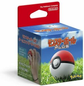 "Nintendo Pokemon Poke Ball Plus With ""Mew"" Switch 2018"