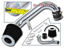 BCP BLACK 01-05 Honda Civic 1.7L AT/MT Racing Air Intake Kit
