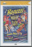 Dvd **I RAGAZZI DELL'HULLY GULLY** con Vanoni Morandi Leali A. Luce 1964