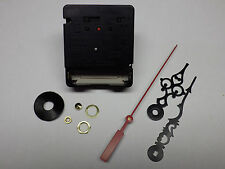 "Atomic Radio Controlled Clock Movement NEW for 1/4"" Dial Quartex Self Setting"