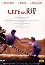 City of Joy (1992) DVD - Patrick Swayze (NEW) / NO CASE (Only Cover & Disc)