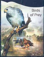 SOLOMON ISLANDS 2012 BIRDS OF PREY SOUVENIR SHEET MINT NH