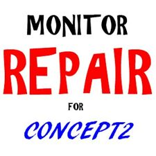 NO FIX NO FEE -Repair Concept 2 Pm1 Pm2 Pm3 Pm4 Pm5 Rowing Rower Monitor Service