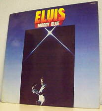 """33 tours Elvis PRESLEY Vinyle LP 12"""" MOODY BLUE RCA Victor 12428 Frais Réduit"""