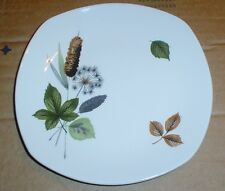 Midwinter Staffordshire RIVERSIDE By JOHN RUSSEL Side Plate Fashion Shape