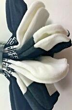 NIKE Everyday Cushioned  No Show /Womens Sz 6-10 / 6 Pack BLACK/WHITE Assortment