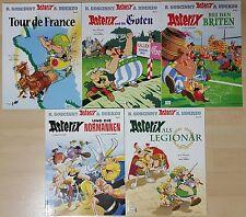 Comics Asterix & Obelix Sammlung Band 6,7,8,9,10,ungelesen/neuwertig 1A