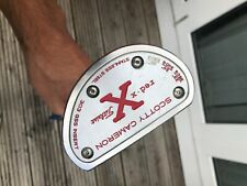 """Titleist Scotty Cameron Red X Putter - 33"""", GSS insert, 330g. Great Condition."""