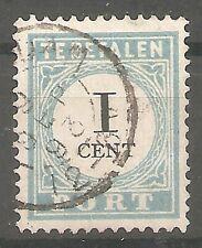 port  3 gestempeld  c.w.  €  15,00