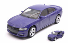 Dodge Charger R/t 2016 Purple 1:24-27 Model 24079PRP WELLY