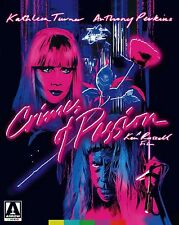 Crimes Of Passion - 2 x Disc Blu-Ray - Special Edition - Ken Russell