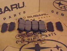 Genuine OEM Subaru Baja Rear Brake Pad Set 2005-2006 (26696AE060)