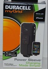 Duracell Mygrid Power Sleeve For Iphone 3G/3GS NEW