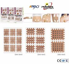 Atex Cross sports Tape Type A 20 sheets Kinesiology Spiral muscles / 3 type /CE