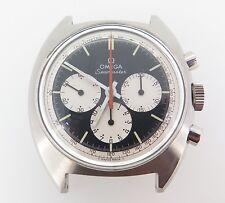 .Vintage 1968 Omega Seamaster Panda Chronograph Wristwatch 145 016 -Serviced 861