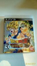 Dragon ball ultimate tenkaichi ps3