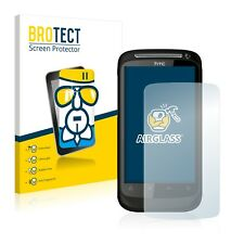 AirGlass VITRE PROTECTION VERRE pour HTC Desire S (S510e)