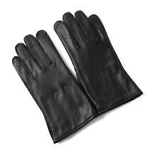 Steinberg Bros, INC Leather w/ Wool Lined Dress Gloves, Black, Size Medium (9)