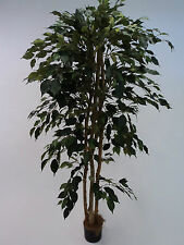 180CM FICUS TREE ARTIFICIAL IMITATION PLANT COMPLETE POTTED