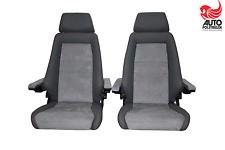 2 Recaro Specialist M orthopedic leather climate perfect craftmanship SALE
